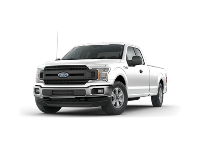 2018 Ford F-150 XL XL 4WD SuperCab 8 Box